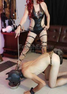 Mistress Rouge - REGGIO EMILIA